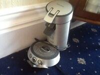 Senseo Coffee machine, for pods