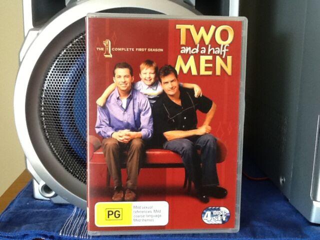 Two and a Half Men Season 1 DVD