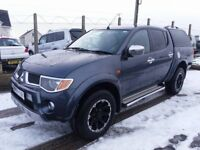 2009 Mitsubishi l200 Animal