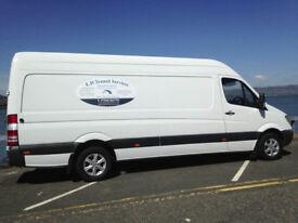 📦 (Man & Van) - 11 Years in Business = Customer Focused & Dependable.