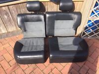 106 gti leather seats - front and back