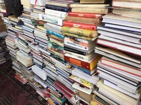 almost 1000 cookery books collection