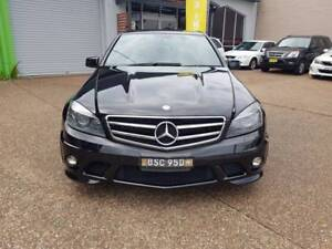 2010 Mercedes Benz C63 AMG W204 6.2L V8 - 7 Speed AUTOMATIC
