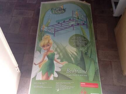CHILD'S TINKERBELL BED FRAME Shoalwater Rockingham Area Preview