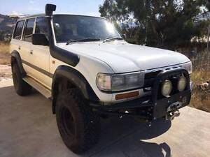 1993 Toyota LandCruiser Wagon Mangalore Southern Midlands Preview