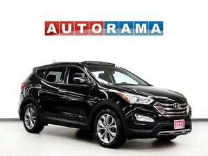 2013 Hyundai Santa Fe NAVIGATION LEATHER PANORAMIC SUNROOF 4WD B