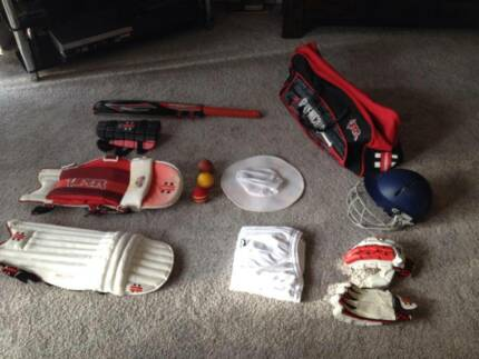 Gray Nicolls Viper Junior Cricket Set + Viper Bat + Extras Greenwith Tea Tree Gully Area Preview