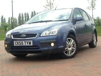 Ford focus 2005 1.8tdci LOW MILES 12months mot immaculate condition