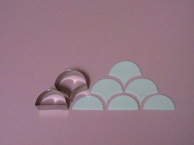 Pattern 6 Scales sugarcraft cutter - Bien Collection - Cake Decorating geometric
