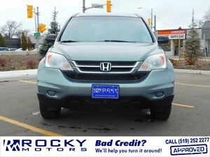 2011 Honda CR-V LX $17,995 PLUS TAX