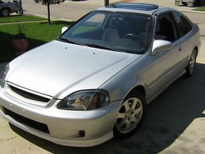 Looking for a Honda Civic