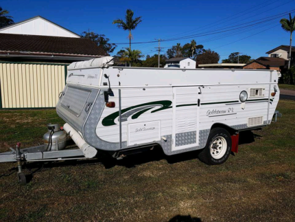 Offroad RV Goldstream Camper - 2003