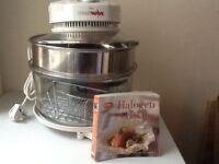 JML Halogen Worktop Cooker