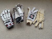 Cricket gloves - youth size