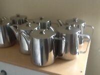 18 Teapots/Coffee pots