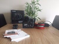 Canon EOS 1D MARK II Dslr camera, 2 Batteries, charger, box and manual for Quick Sale!
