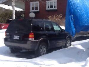Ford escape  2004