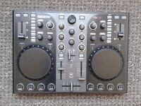 Reloop Mixage Interface Edition MkII MIDI USB DJ Controller (black)