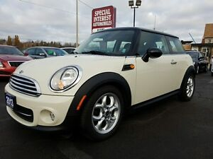 2013 Mini Hatch Cooper Cooper !! HEATED LEATHER SEATS !!