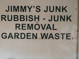 RUBBISH REMOVAL GARDEN GREEN WASTE SKIP ALTERNATIVE JUNK DIY ALL AREAS