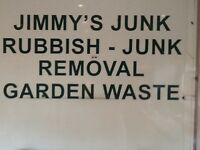 RUBBISH REMOVAL GARDEN GREEN WASTE SKIP ALTERNATIVE JUNK DIY ALL AREAS
