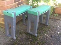 Hozelock garden benches