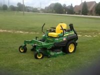 EMD Lawncare *Residential, Country and Commercial lots.