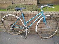 Vintage Falcon – Black Diamond Women's Bike