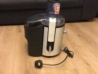 Philips whole fruit juicer £30