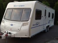 Bailey Ranger GT60 series 6 620-6 fixed bed 2010