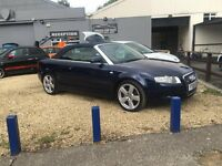 2008 AUDI A4 S-LINE 2.0 TFSI CONVERTIBLE ..... px welcome