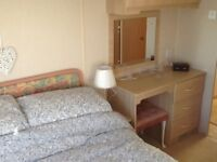 3bed 8berth static caravan for rent