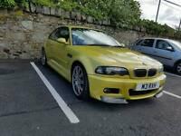 2002 E46 BMW M3