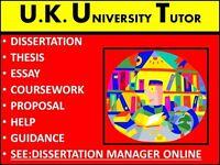 Proofreading,Dissertation Help,Tutor, Dissertation Writing Help, Essay Help, Literature review help