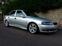 modified vauxhall vectra loads of extras long mot reliable