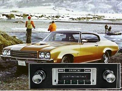 NEW USA-630 II* 300 watt 68-72 Skylark AM FM Stereo Radio iPod, USB, Aux inputs