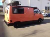Renault camper low miles petrol
