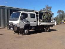 2009  4x4 Mitsubishi Canter Muchea Chittering Area Preview