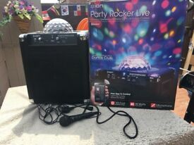 Ion Party Rocker Speaker in Excellent Condition