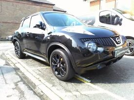 Nissan Juke Kruro Limited Edition (Only 500 made, badged at No 355)