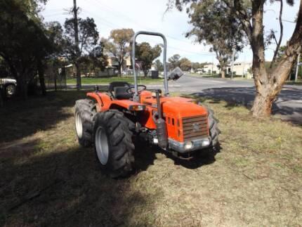 ANTONIO CARRARO TRI TRAC 7500 HILLSIDE TRACTOR Minto Campbelltown Area Preview