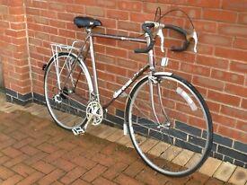 Man's Claud Butler Dalesman tourer bicycle