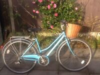 Vintage las sic bike for a lady £55 no offers can deliver or petrol