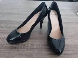 e9311c26c40 Ivette Novo Shoes Black Pumps