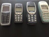 joblot retro nokia mobile phones for sale spares repairs