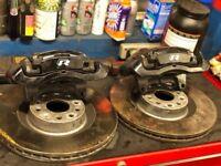 Mk5 golf r32 front brakes