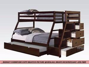 """TODAY""""S DEAL ON BUNK BEDS FROM 299$"""