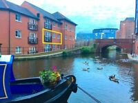 2 bed canal side apartment, 5 mins from Piccadilly Stn, Northern Quarter & Ancoats, M/cr city centre