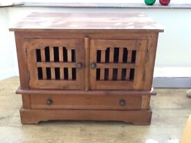 Small Side Lamp/TV cabinet