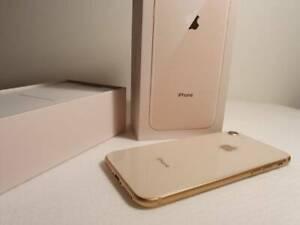 Iphone 8 Gold 64 gb  Good condition Melbourne CBD Melbourne City Preview